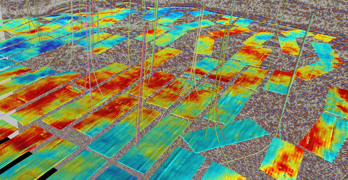Seismic Attribute Analysis