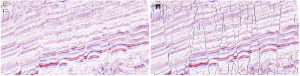 seismic data and fault likelihood